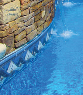 Pool Finishes | Matrix Pool Liner Choices