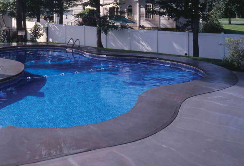 Lagoon Inground Polymer Pool Shape - Lagoon Inground Pool Package