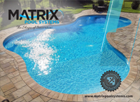 Matrix Inground Polymer Pool Brochure
